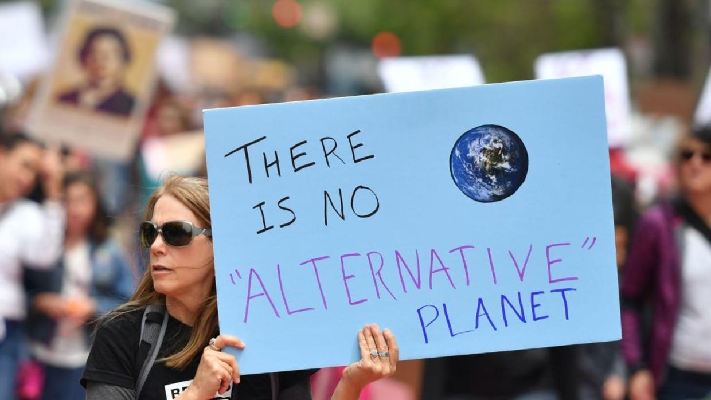 ¿Debería Estados Unidos permanecer en el Acuerdo de París? Una mayoría de demócratas y republicanos piensa que sí