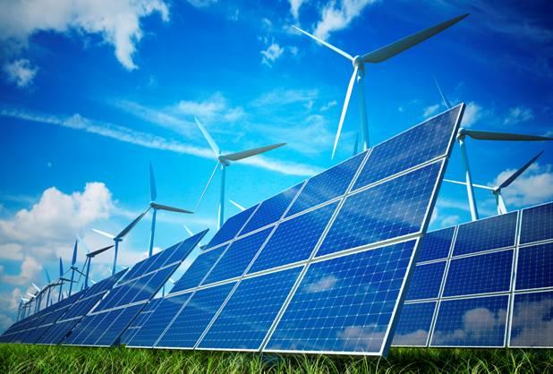Más de un tercio de la electricidad que consume Andalucía proviene de las energías renovables