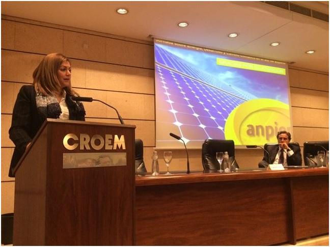 Andalucía aboga por una transición medioambiental y energética centrada en las energías renovables y la 'economía verde'
