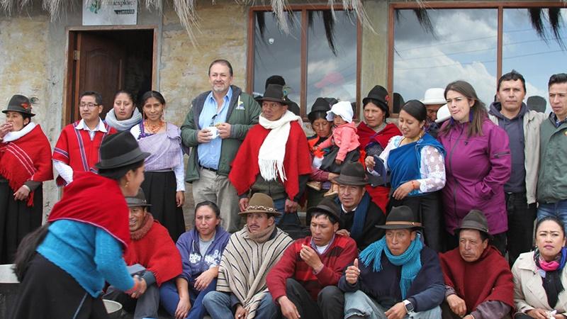 Gobierno Provincial de Tungurahua y Pilahuín fortalecen capacidades de conservación ambiental