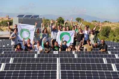 La Energía Comunitaria renovable avanza en Europa, en el Día de la Tierra