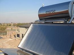 Canarias subvenciona instalaciones de energía solar térmica