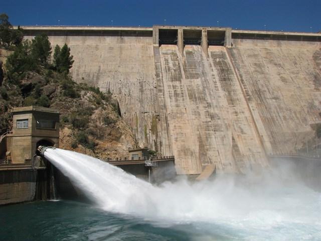 Los pantanos de la cuenca del Segura aumentan 8 hm3 sus reservas en la última semana
