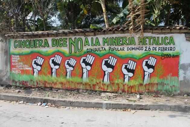 El Salvador rechaza un proyecto minero