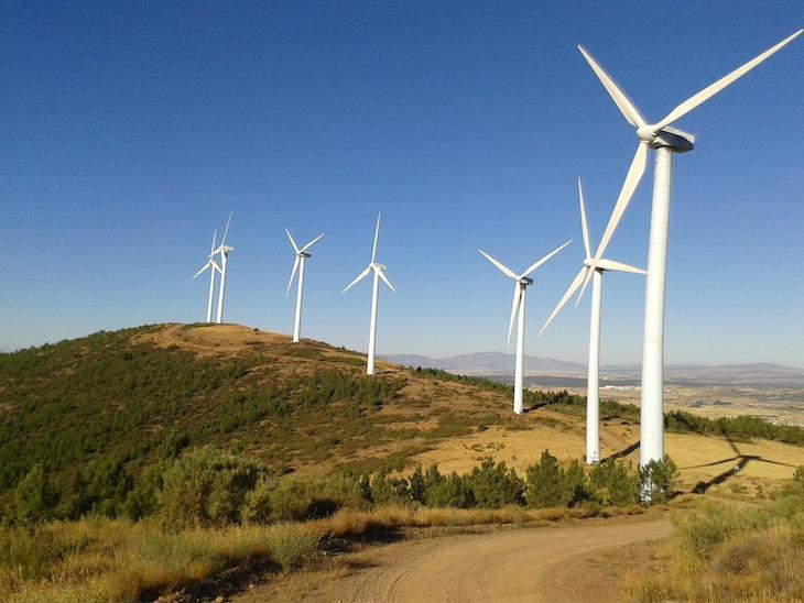 Valle Esgueva: eólica si, especulación No