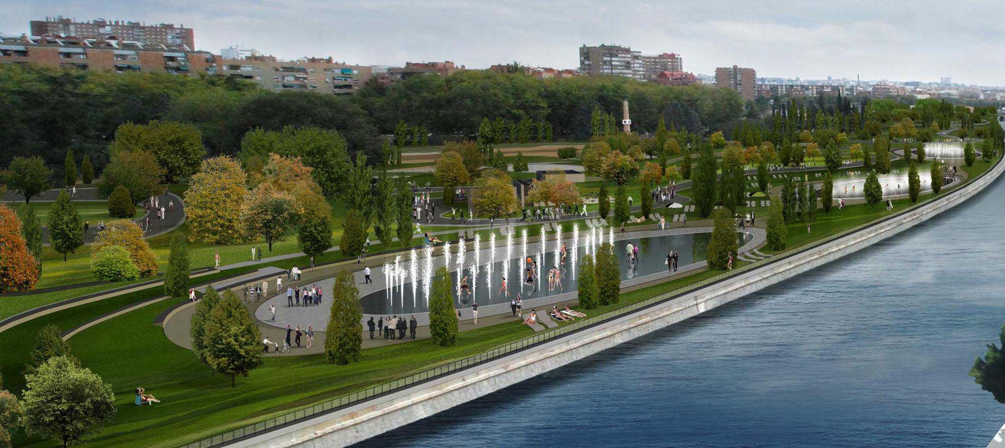 El río Manzanares y el Parque Naciona de Guadarramal:  Propuestas ciudadanas para el consejero de medio ambiente de la Comunidad de Madrid