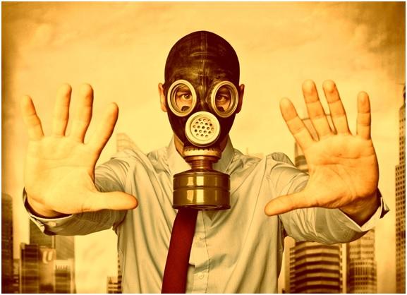 Aire tóxico en el mundo entero