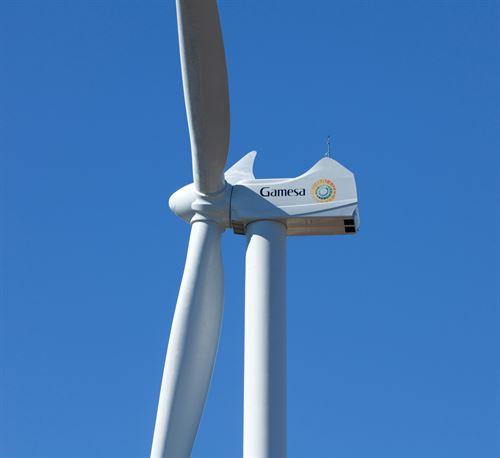 Gamesa suministrará 72 aerogeneradores para seis parques eólicos del sur de Brasil