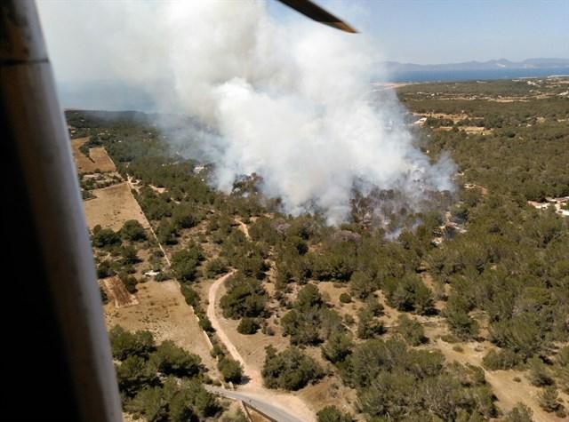 El Govern invierte 7,2 millones en la prevención y la lucha contra los incendios forestales entre 2018-2020