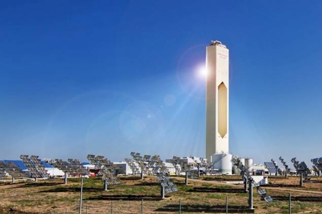 'Energía Solar Termoeléctrica' un curso de SEAS de máximo nivel