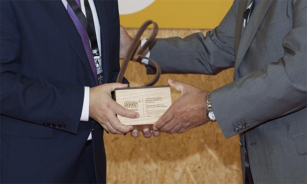 Xunta de Galicia gana el Premio Fomenta la Bioenergía 2015
