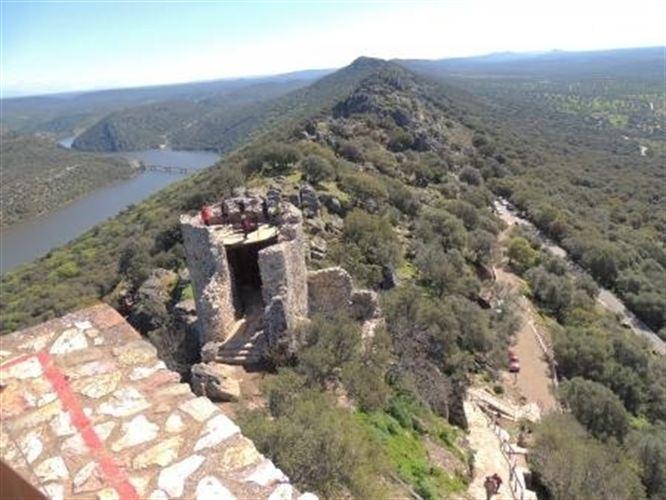Extremadura licita por poco más de un millón de euros obras de mejora de infraestructuras en áreas protegidas