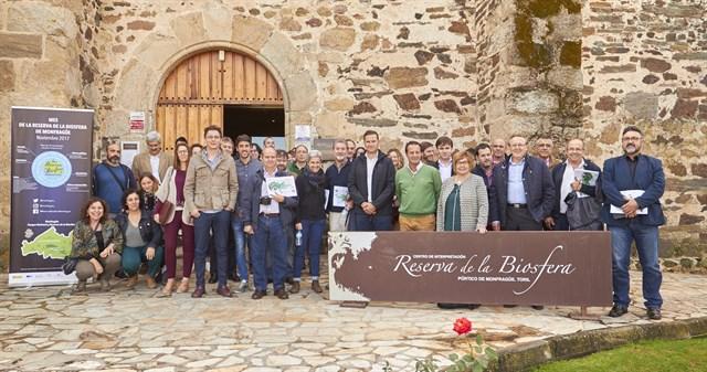 Arranca el Mes de la Reserva de la Biosfera en Monfragüe (Cáceres)