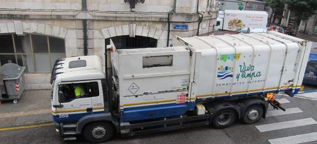 Desconvocada la huelga de basuras de Santander