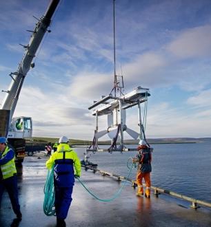 Proyecto Magallanes, energía eólico-marina