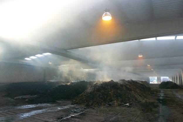 Huelva trabaja en un proyecto para que el biogás de la fermentación de residuos genere energía