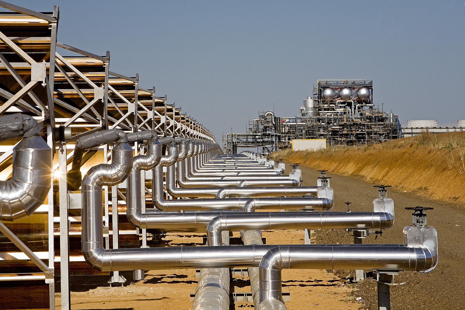 La planta termosolar de Ouarzazate (Marruecos) entrará en funcionamiento en 2015