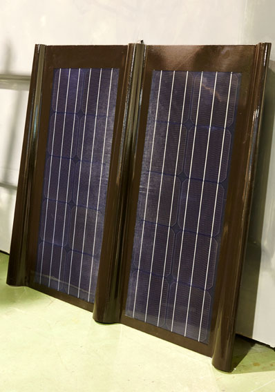 Desarrollo de una innovadora teja fotovoltaica