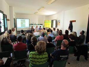 Andalucía. Jornadas Forestales en Matalascañas