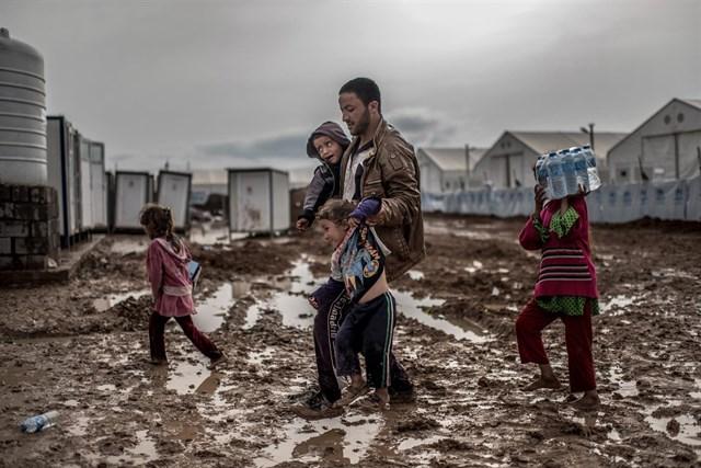 'Enciende Refugio' te convierte en productor de energía renovable ante el aumento de refugiados climáticos