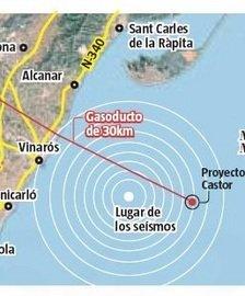 La UE no se responsabilizará del impacto del proyecto Castor