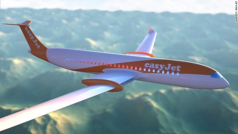 Tecnología verde: ¿aviones eléctricos?