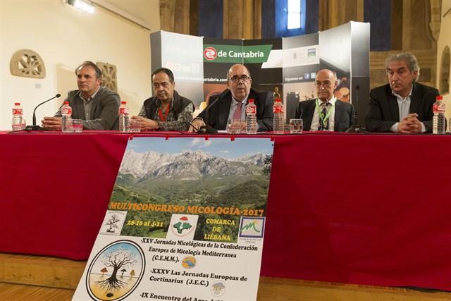 Cantabria destaca el impacto de la micología en el desarrollo de espacios rurales