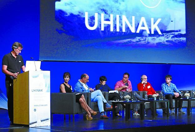 UHINAK. III Congreso transfronterizo sobre Cambio Climático y Litoral