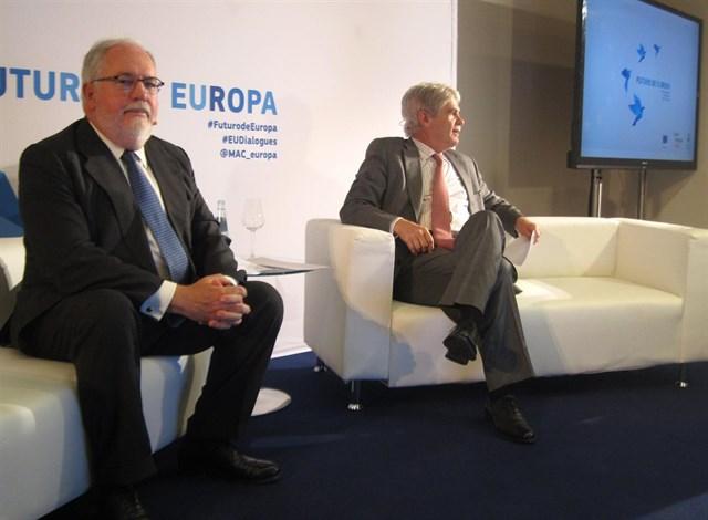 Arias Cañete incide en que Europa tiene que ser