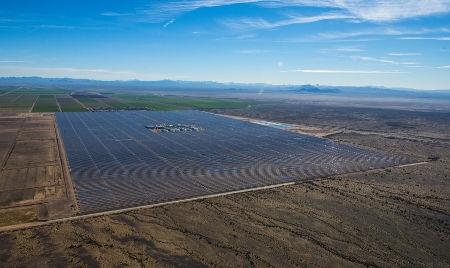 Solana, la planta solar de Abengoa Yield en Arizona, premiada en los 'Energy Storage North America Innovation Awards'
