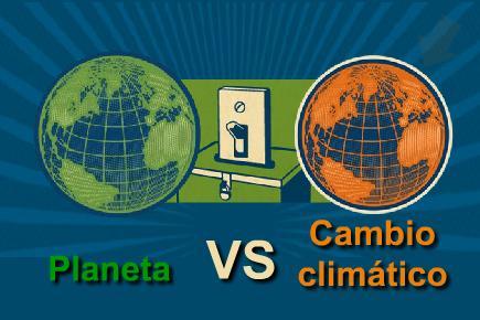 """""""Vota por el Planeta"""""""