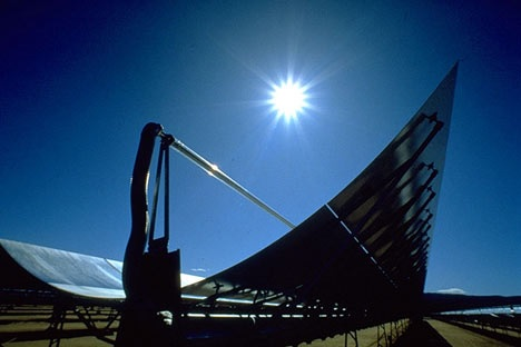 El futuro de la industria termosolar pasa por Italia