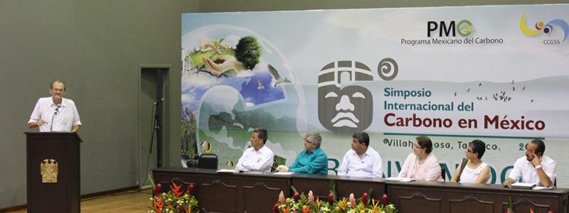 Programa Mexicano de Carbono, esfuerzo para enfrentar el cambio climático