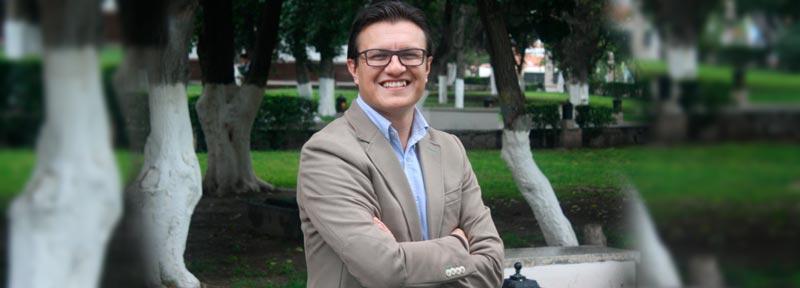 Héctor Ruiz Leza, experto en biocombustibles