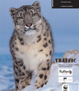 WWF pide combatir la caza furtiva del leopardo de las nieves, que mata 450 ejemplares al año