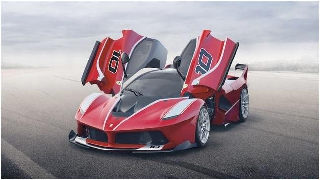 Ferrari, primer híbrido de la marca