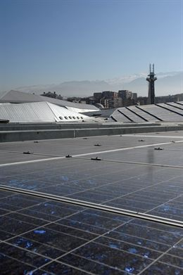 Enel Green Power inicia la construcción de su primer parque solar en Chile, de 45 millones de inversión