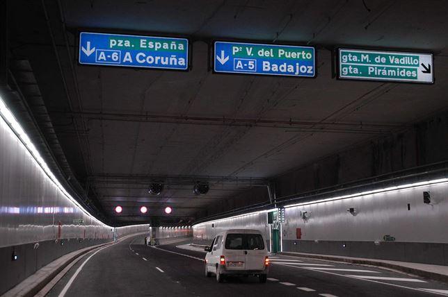 El Ayuntamiento de Madrid restringirá los límites de velocidad en la M-30 para paliar la contaminación