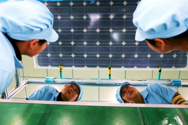 La UE investigará los productos para la energía solar chinos por Competencia Desleal