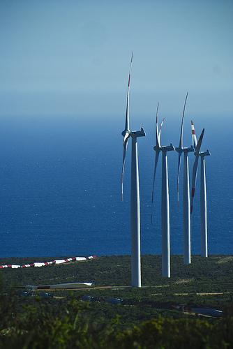La plataforma contra el plan eólico no descarta medidas legales