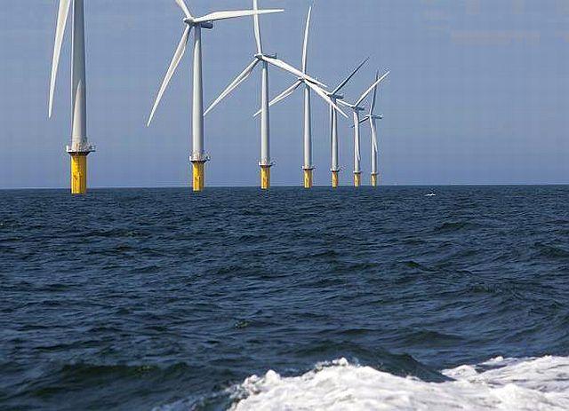 La Fundación Universidad de La Coruña colabora en proyecto europeo de energías eólicas marinas