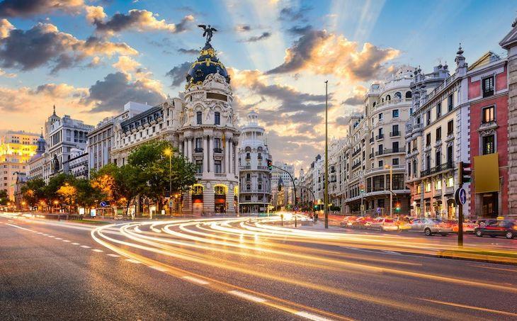 Mañana comienza la 'semana de la movilidad' en Madrid
