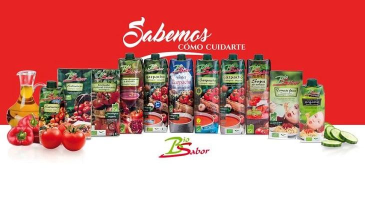 Biosabor, productor de alimentos frescos envasados ecológicos