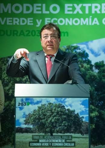 Extremadura y el Alentejo quieren apostar por la economía verde y circular