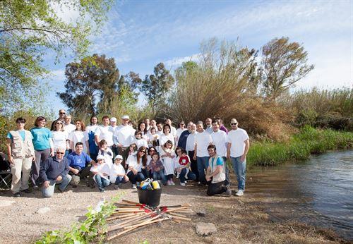 Recuperando la biodiversidad de las orillas del río Turia