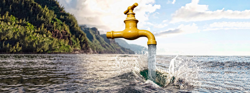 Los retos de descontaminar el agua