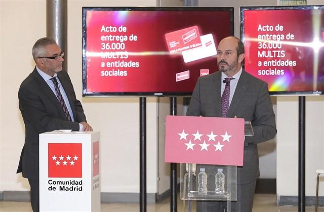 Comunidad de Madrid pide a Ayuntamiento de la capital que notifique con suficiente antelación las restricciones circulatorias por contaminación