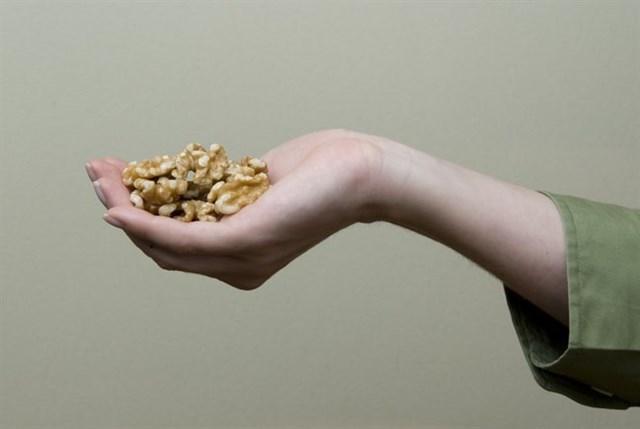 El consumo de nueces puede ayudar a mantener el intestino saludable