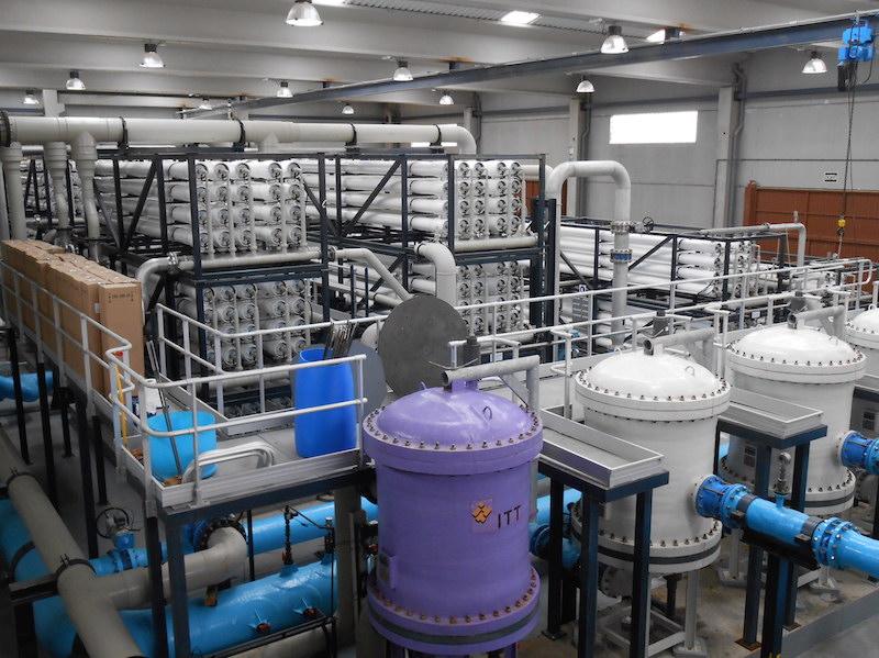Europa enfoca en el agua reciclada las garantías de subministro en el futuro