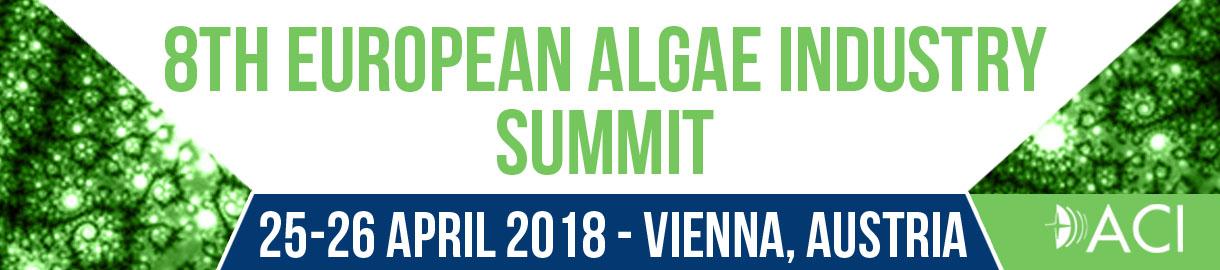 Octava cumbre de la Industria Europea de las Algas